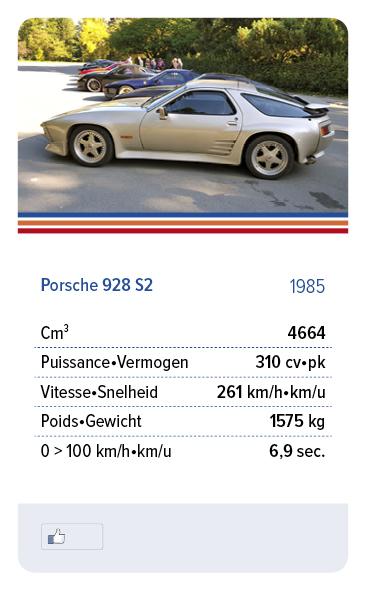Porsche 928 S2 1985