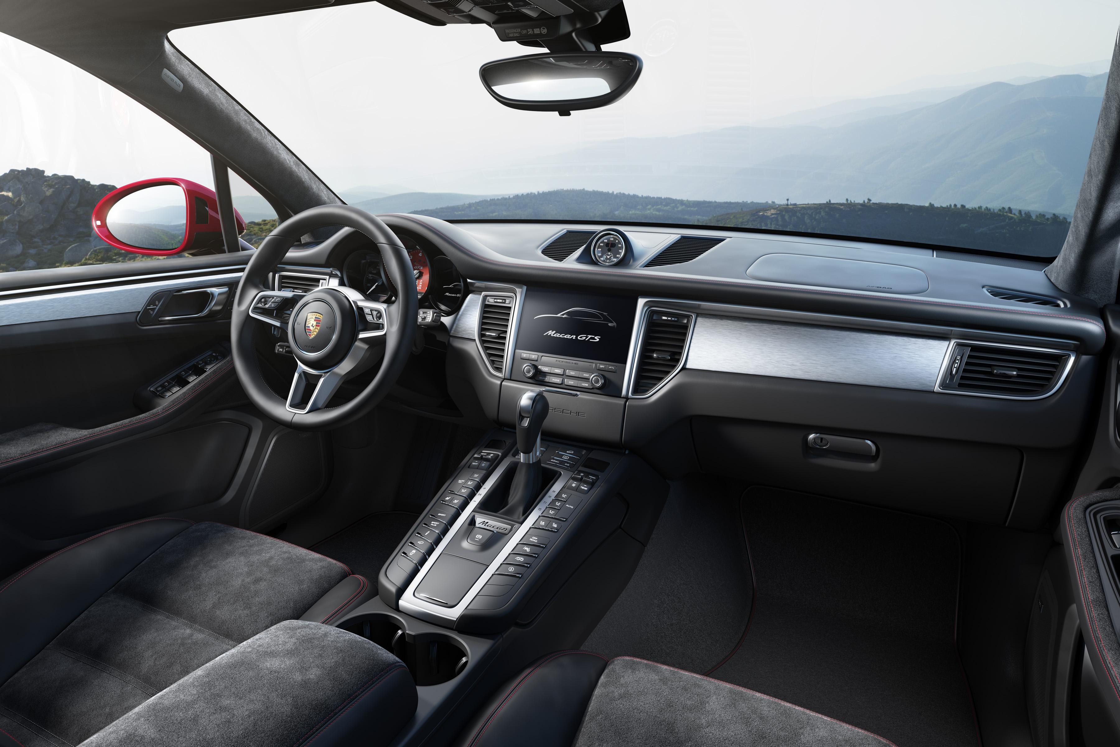 Porsche lanceert nieuwe macan gts met 360 pk autowereld for Interieur 360 karachi