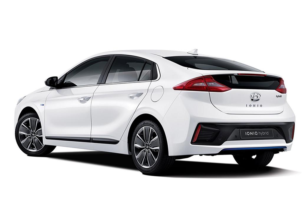 Hyundai Ioniq Als Hybrid Plug In Hybrid 233 N Ev Autowereld
