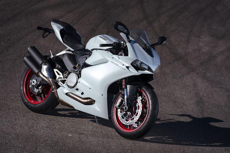 Ducati  White Wallpaper