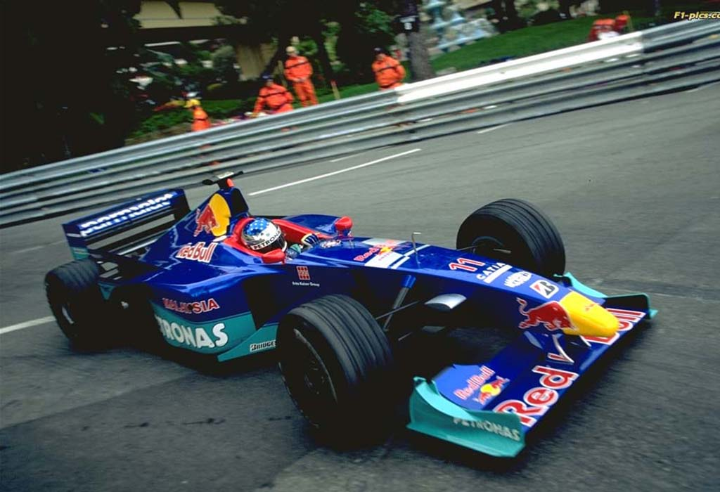 Sauber F1 Alesi 1999