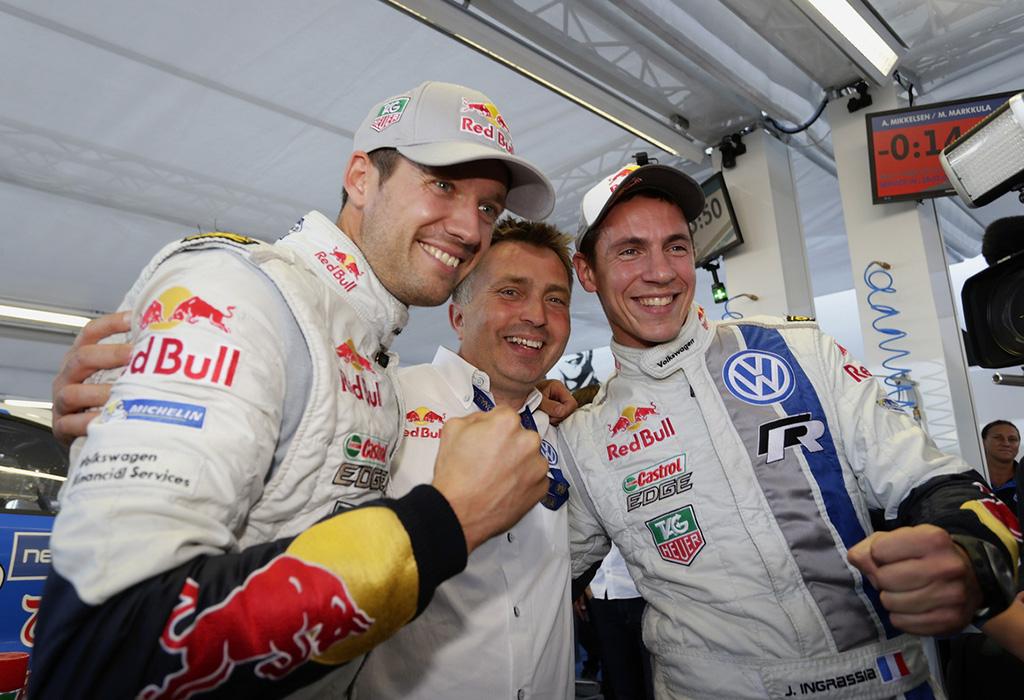 Jost Capito VW WRC