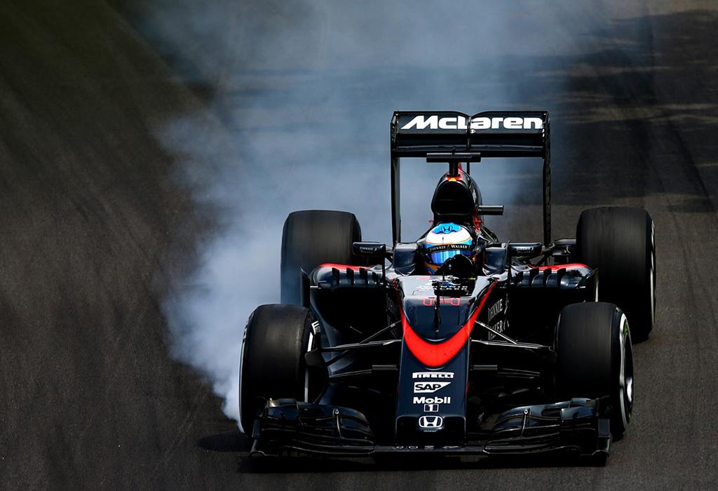 Alonso McLaren-Honda 2015