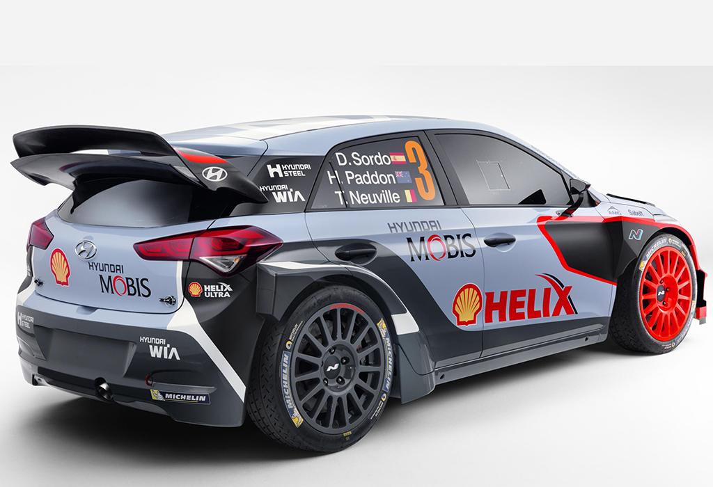 Hyundai i20 N WRC 2016