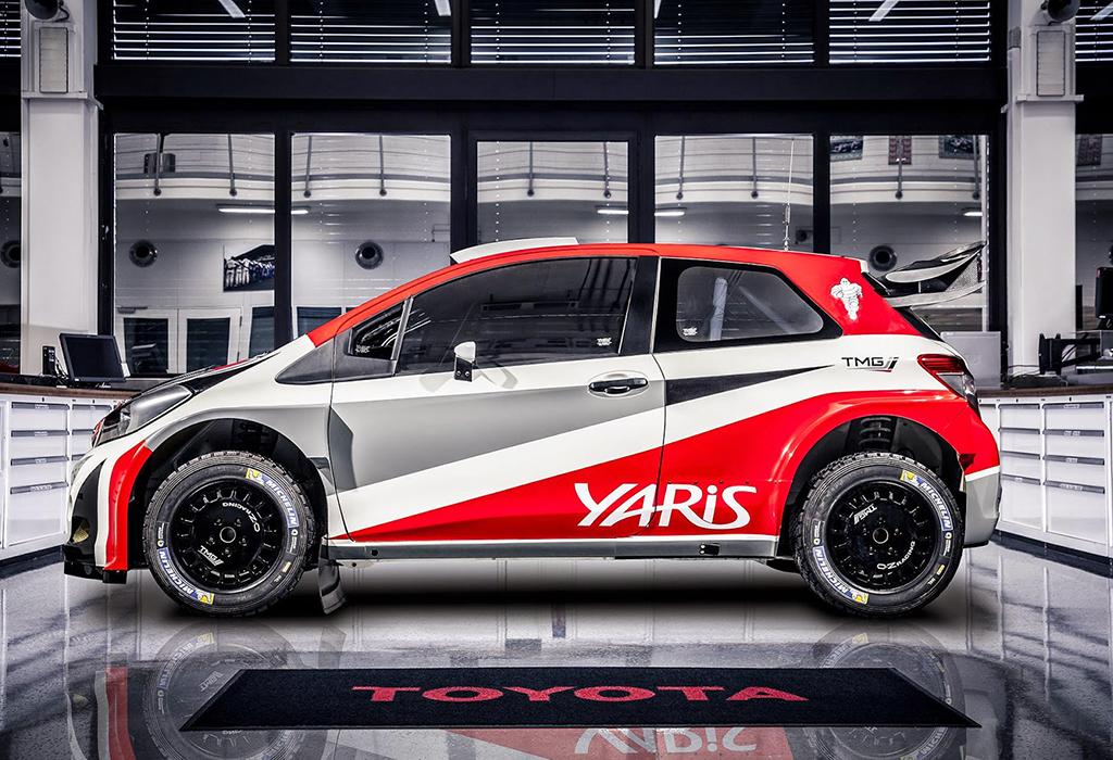 Toyota WRC 2017