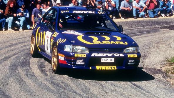 WRC 1995 - Colin McRae (Subaru Impreza)