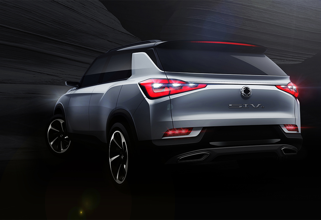 SsangYong SIV-2 is voorbode middelgrote SUV - AutoWereld