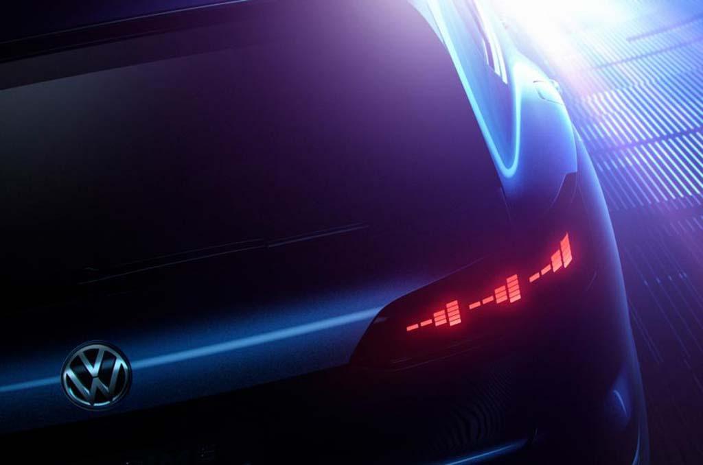 teaser VW Touareg 2017