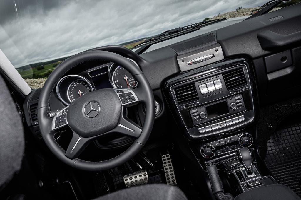 Mercedes G Professional