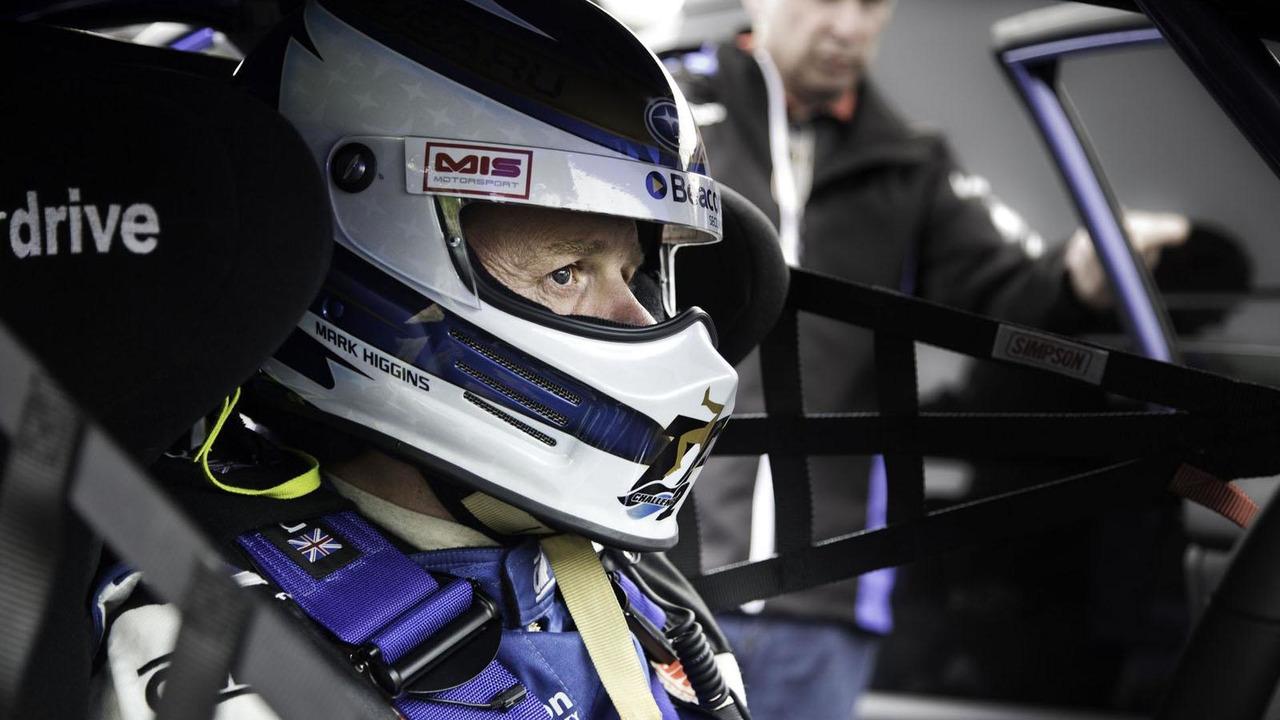 Mark Higgins - Subaru