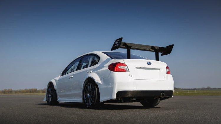 Prodrive Subaru WRX STI Time Attack