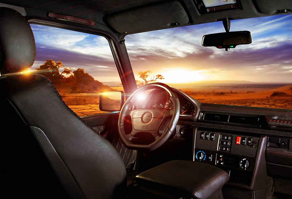 Mercedes G500 Carbon Motors