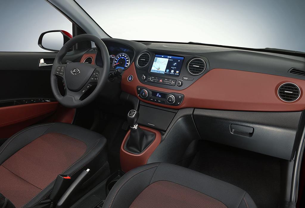 Hyundai i10 Facelift 2016