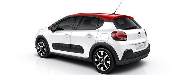 Paris 2016 - Citroën C3