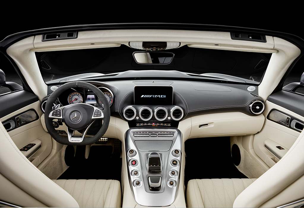 2016 Mercedes-AMG GTC Roadster