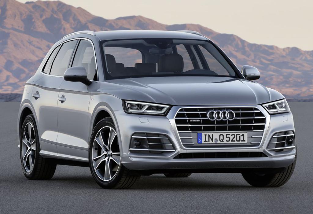 Mondial Parijs 2016 Audi Q5 Autowereld