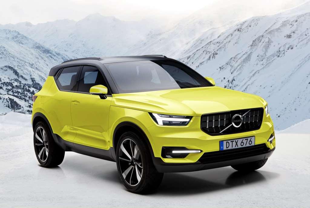 Volvo Suv Models >> SUV nieuwigheden 2017 en 2018 - AutoGids
