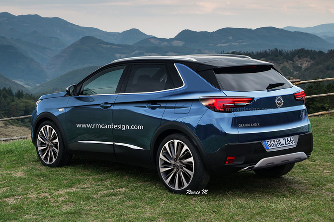 2017 Opel Grandland X Autowereld