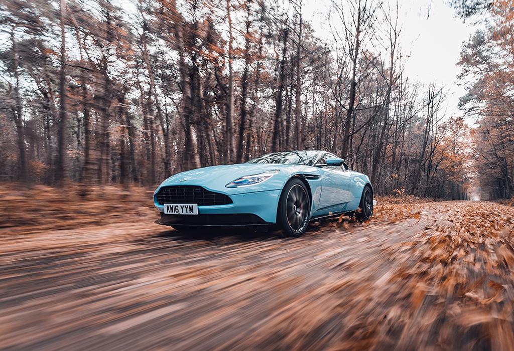 Aston Martin DB11 AutoWereld Dennis Noten