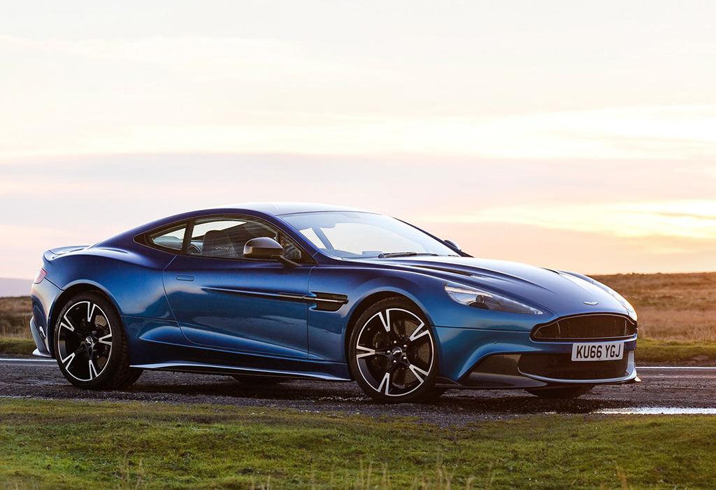 Aston Martin Vanquish S - dream cars brussel