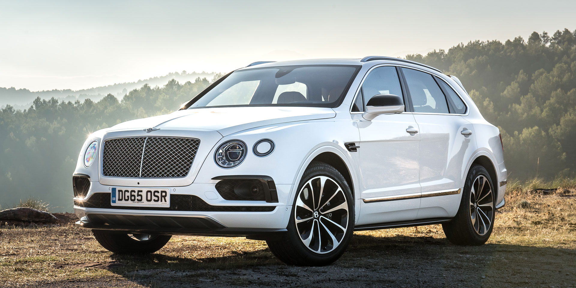Bentley Bentayga - dream cars brussel