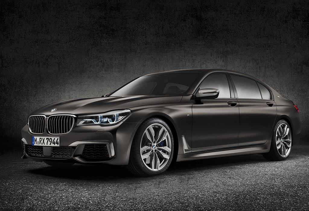 BMW m760Li xDrive - dream cars brussel