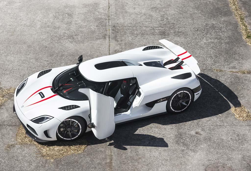 Koenigsegg Agera - dream cars autowereld