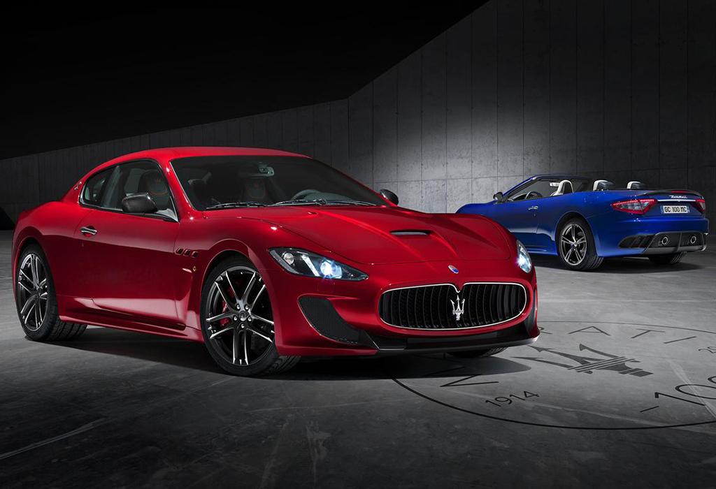 Maserati Granturismo - dream cars brussel