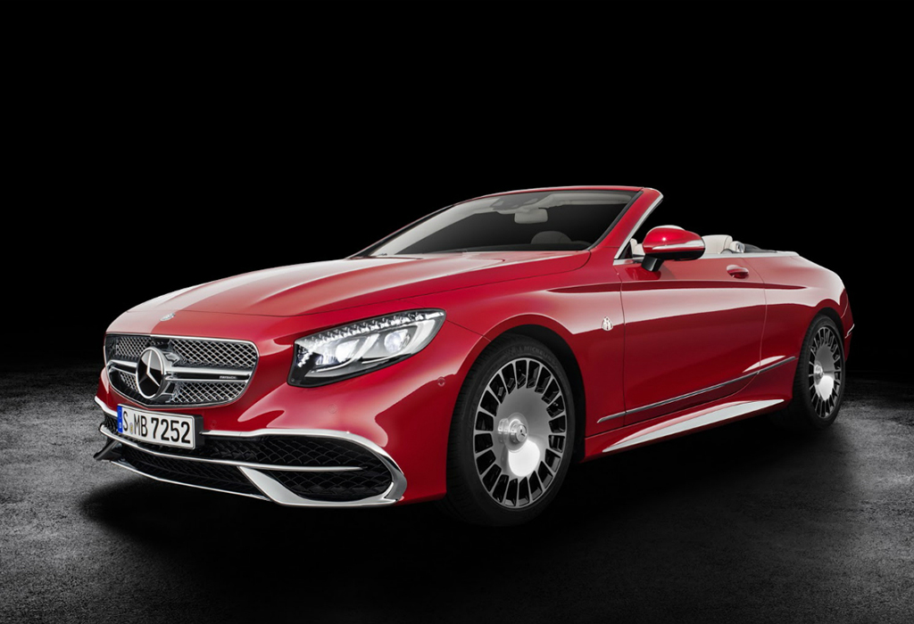 Mercedes-Maybach S650 - dream cars brussel