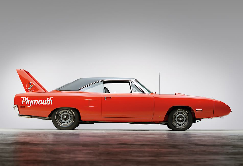 Plymouth Road Runner Superbird - dream cars brussel