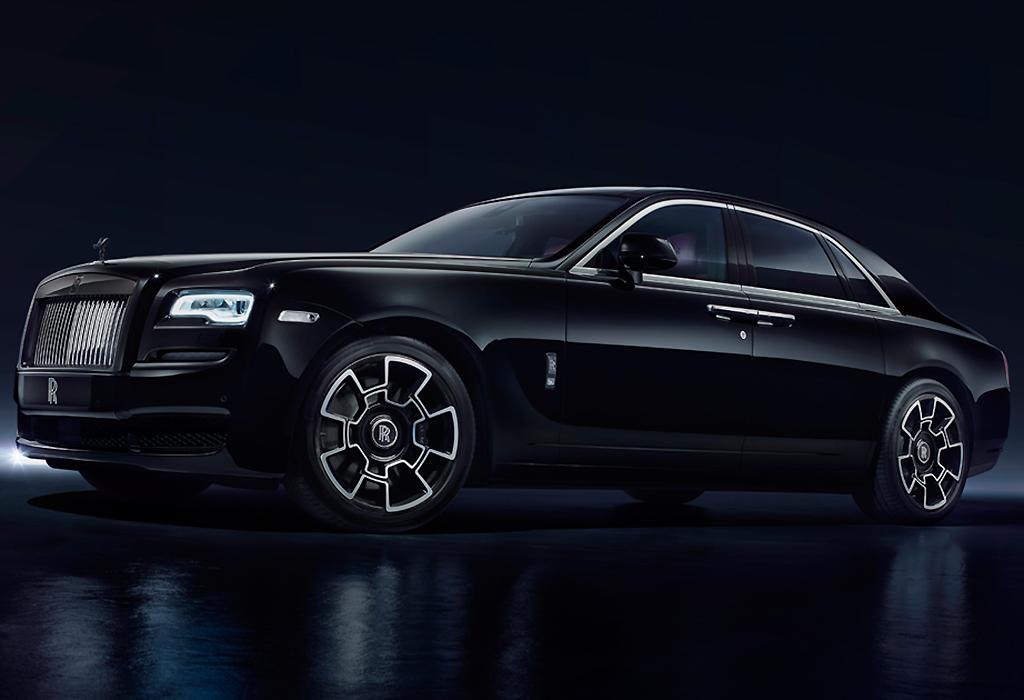 Rolls Royce Ghost Black Badge - dream cars brussel