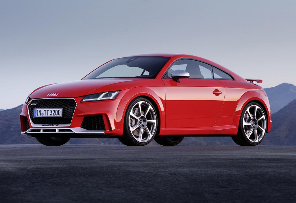 Audi TT RS - dream cars brussel