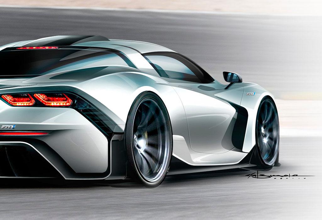 2017/2018 - future supercars - AutoWereld