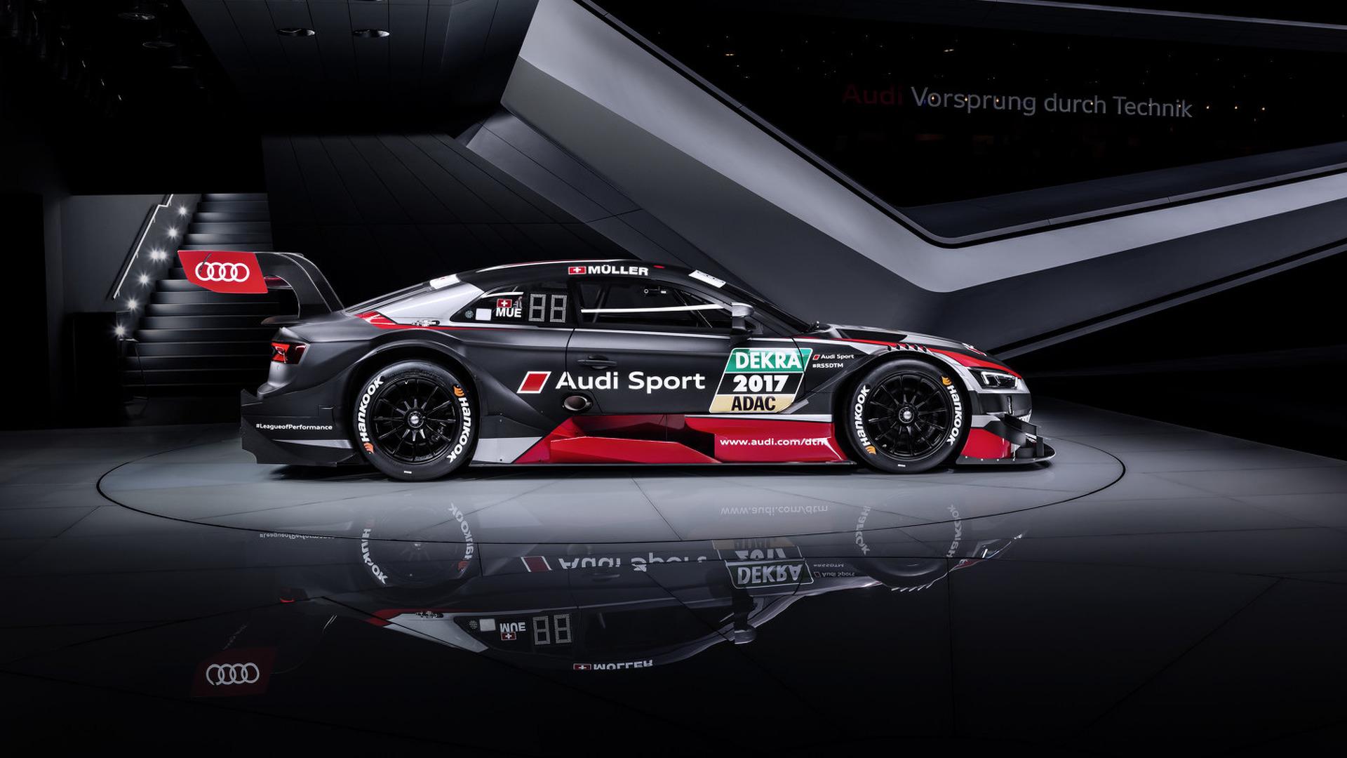 Audi rs5 coupe quattro 2017 15