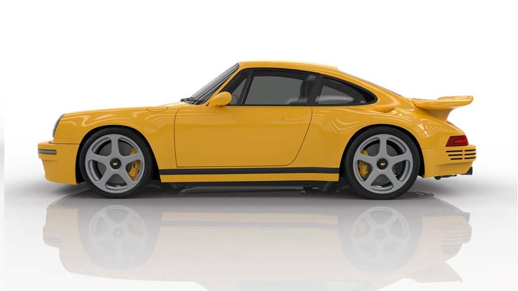 RUF CTR 911 Yellowbird 2.0