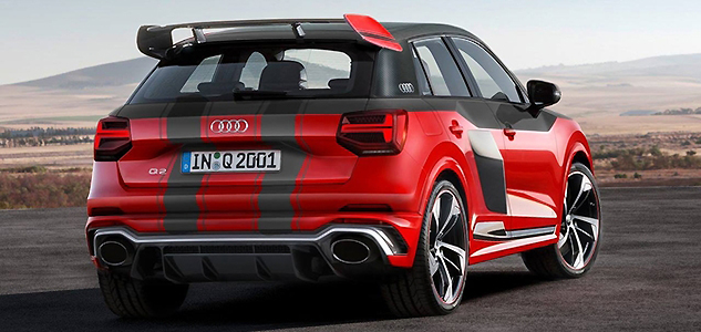 Audi Q2 SuperSport Edition