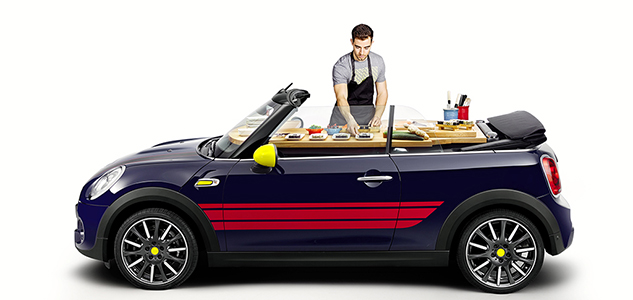 Mini John Cooker Works Cabrio