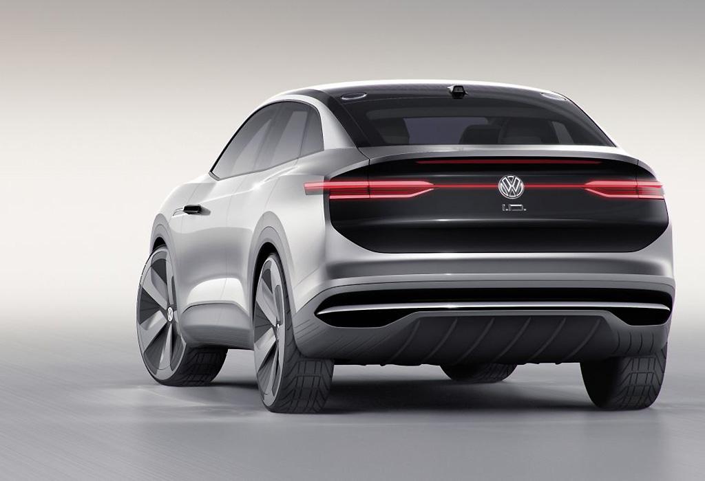 VW ID CROZZ CONCEPT - 2017 SHANGHAI