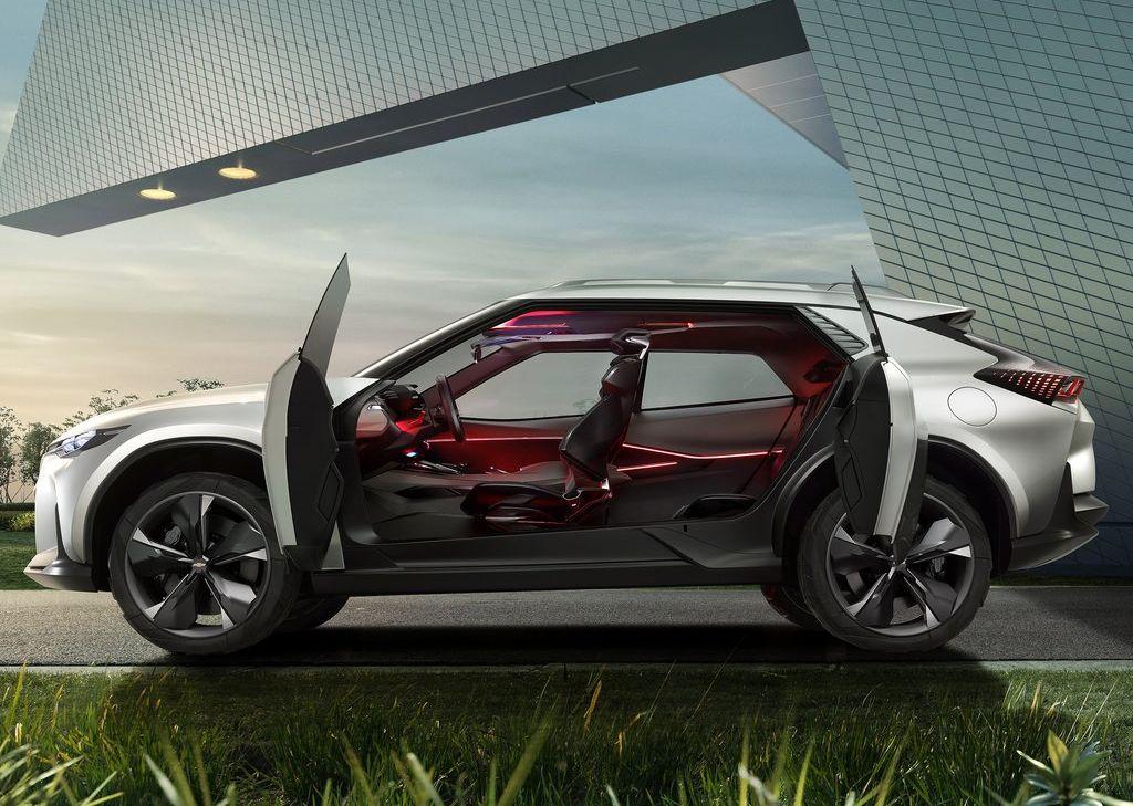 Shanghai 2017 - Chevrolet FNR-X Concept