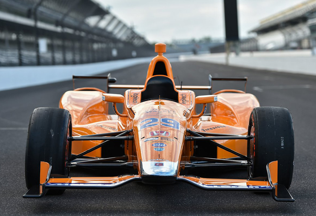 McLaren-Honda run by Andretti Motorsport