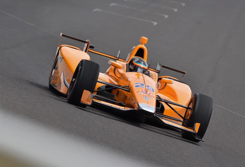 McLaren-Andretti-Honda-Dallara Indy 500