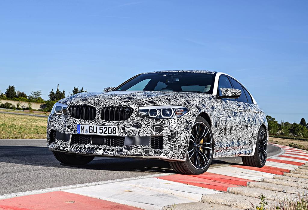 2018 BMW M5 xDrive