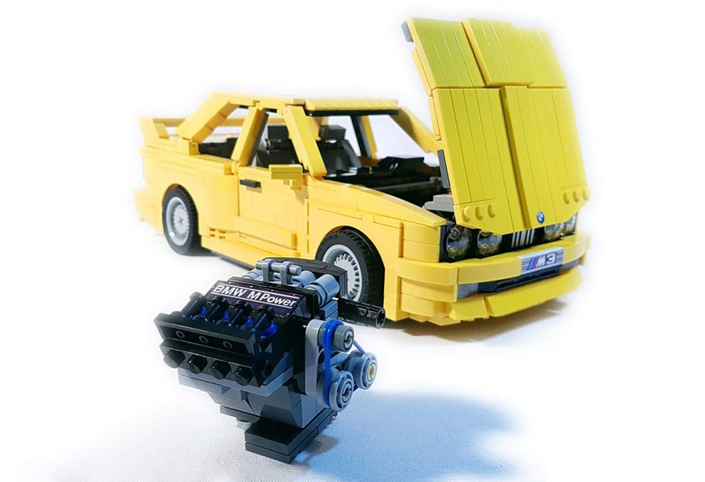 LEGO IDEAS - E30 BMW M3 (DANI87)