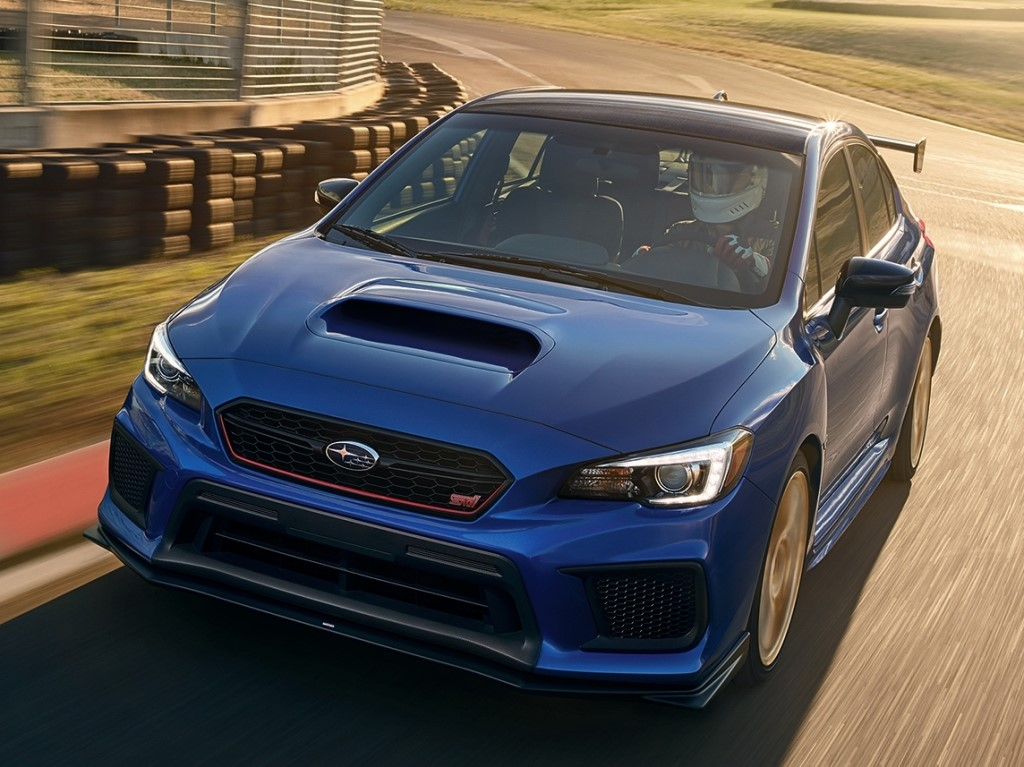 Subara WRX STI Type RA Limited Edition