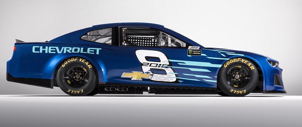 2018 Chevrolet Camaro NASCAR Cup Series
