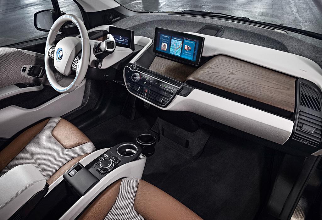 2017 BMW i3 facelift