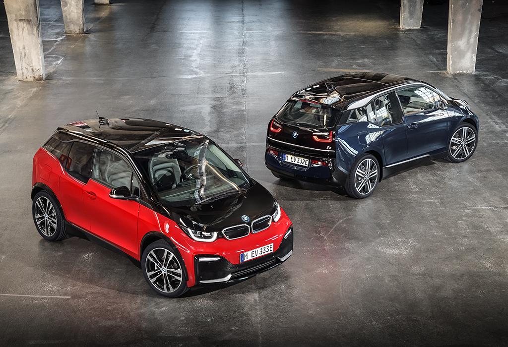 2017 BMW i3 & i3s
