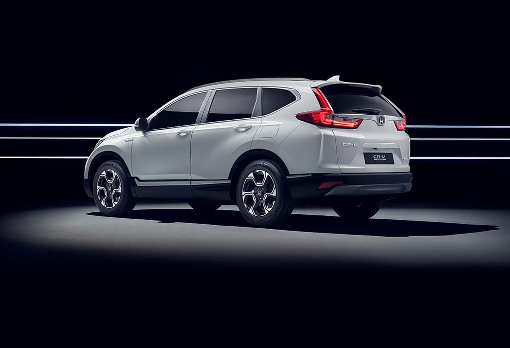 2017 Honda CR-V Hybrid Concept