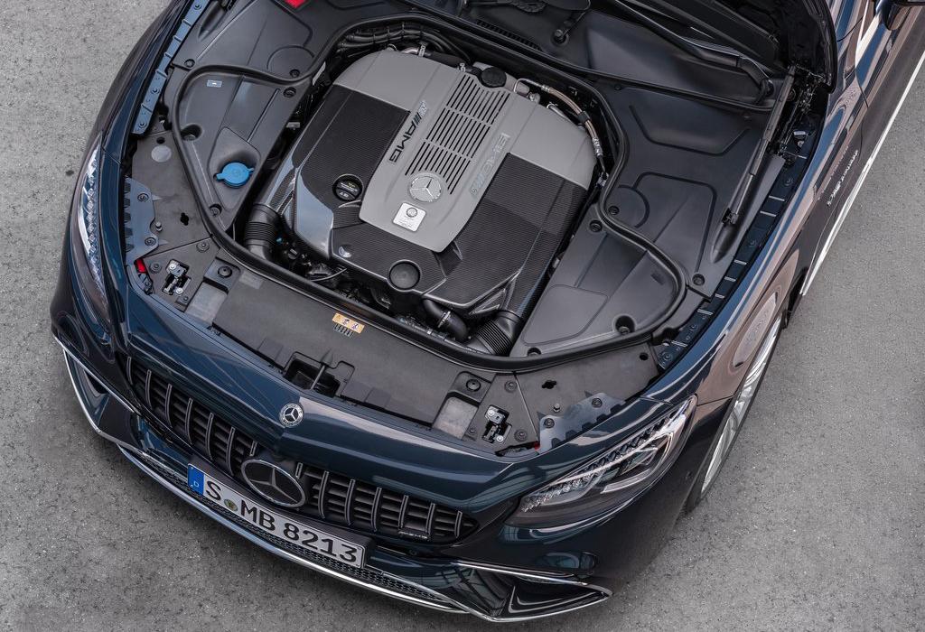 2017 Mercedes-AMG S65 Cabrio/Coupé