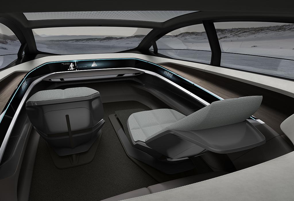 IAA 2017 - Audi Aicon Concept